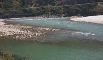villaige women join hands to change river course