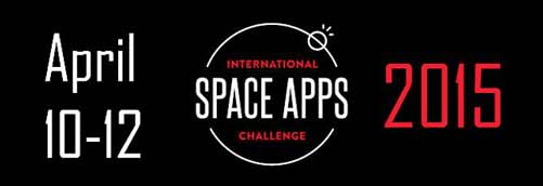 NASA Launches 2015 Space Apps Challenge to Spark Innovation