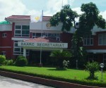 SAARC-headquaters