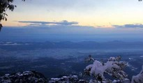 mussoorie-snowfall