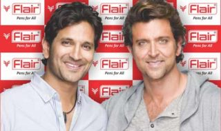 MOHIT-RATHORE--DIRECTOR-FLAIR-PENS-WITH-HRITHIK-ROSHAN