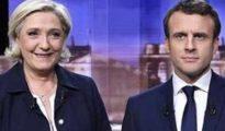 macron-le-pen-French-president