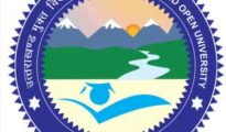 Uttarakhand_Open_University_Logo