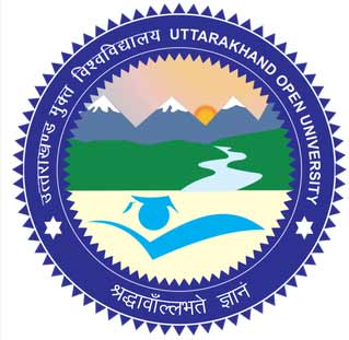 Uttarakhand_Open_University_Logo
