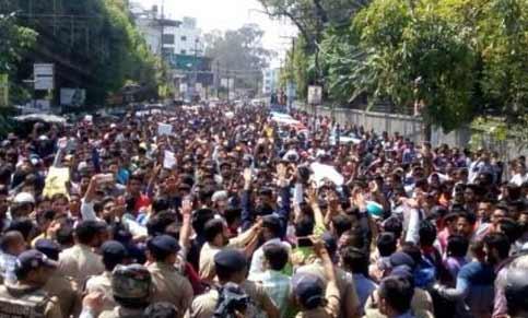 dehradun-protest
