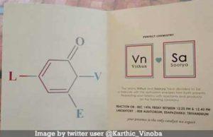 kerala-couple-chemistry-wedding-card