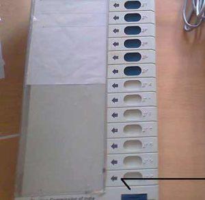 Electronic-voting-machine-evm